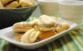 рецепт очень вкусного печенья из творога в домашних условиях
