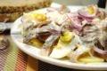 салаты с селедкой рецепты с фото простые и вкусные