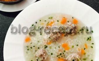 как сделать фрикадельки из фарша для супа
