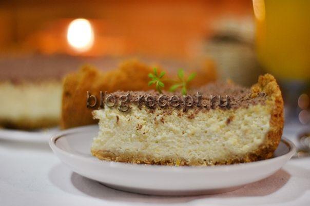 рецепт чизкейка в домашних условиях с фото пошагово