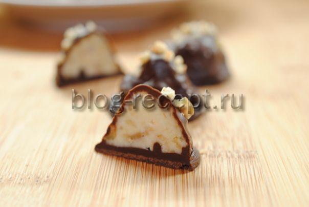 Интересные рецепты конфет в домашних условиях с фото