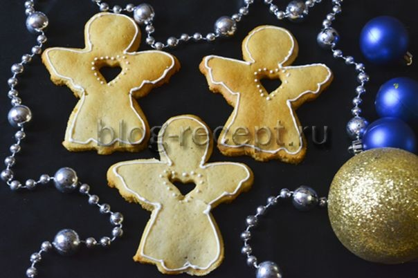 новогоднее печенье рецепты с фото