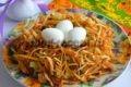 салат с гнездо глухаря рецепт с фото