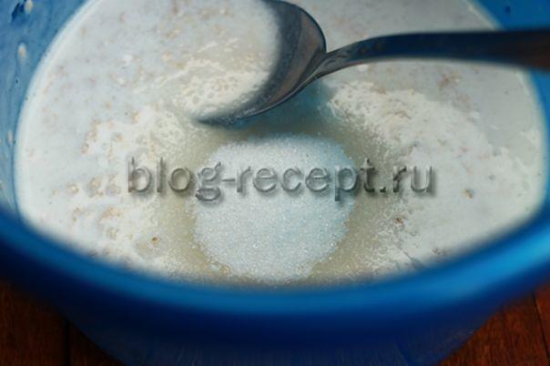 Оладьи на кефире пышные – рецепт с фото пошагово