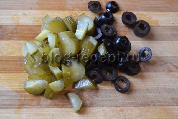 Солянка рецепт с колбасой пошаговый рецепт