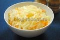 салат из капусты с морковью как в столовой