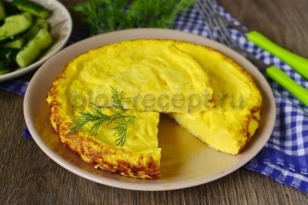 Как сделать омлет яйца и молоко — pic 2