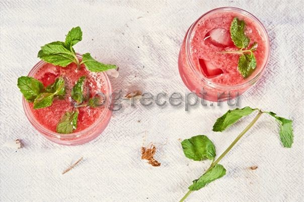 Клубничный сироп — пошаговый рецепт с фото