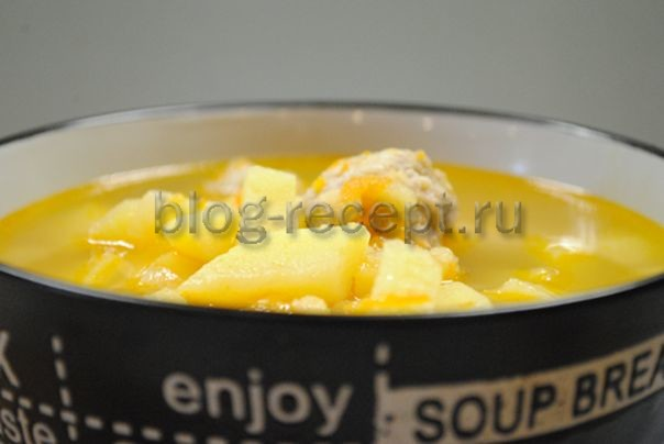 Сколько гороха в суп