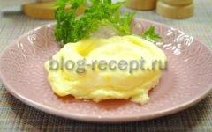 рецепт омлет в микроволновке с фото