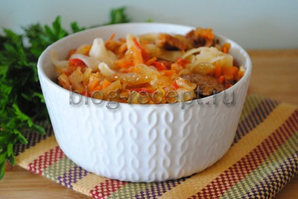 лагман рецепт с фото узбекский