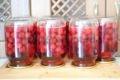 компот из вишни на зиму рецепты на 3 литровую банку