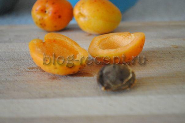 абрикосовое варенье с миндалем рецепт как сварить на зиму
