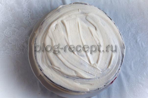 Клубничный бисквит - рецепт пошаговый с фото
