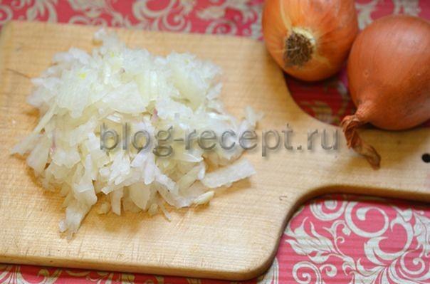 Слойки с курице, грибами и сыром - рецепт пошаговый с фото