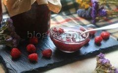 варенье из малины на зиму простой рецепт
