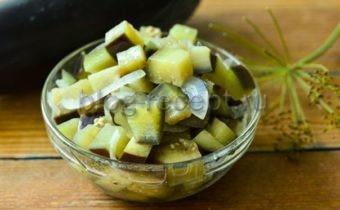 баклажаны как грибы рецепты быстро и вкусно на зиму с фото