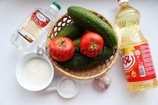Огурцы в томатном соусе на зиму рецепты
