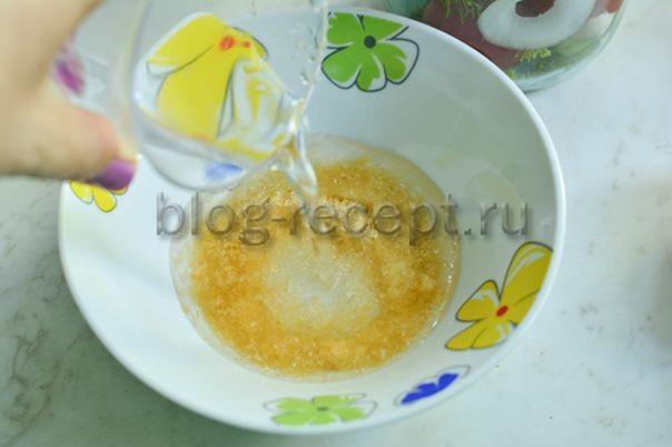 Помидоры в желейной заливке на зиму