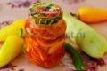 тещин язык из кабачков на зиму рецепт с фото