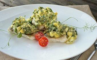 рыба по польски самая вкусная и простая в приготовлении