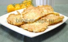 оладьи из кабачков рецепты с фото простые и вкусные