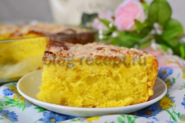 сахарный пирог со сливками рецепт с фото пошагово в домашних условиях