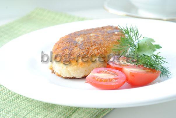 Зразы картофельные с фаршем пошаговый рецепт с фото