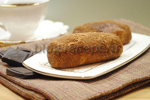 рецепт пирожное картошка из печенья