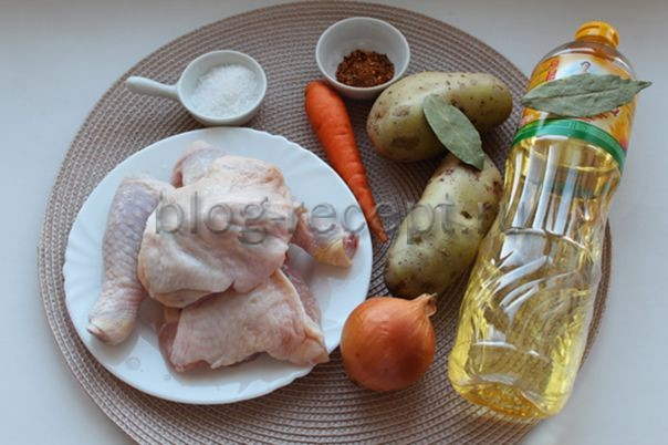 Как потушить картошку с филе. Тушеная картошка с курицей в кастрюле. Секреты и тонкости приготовления