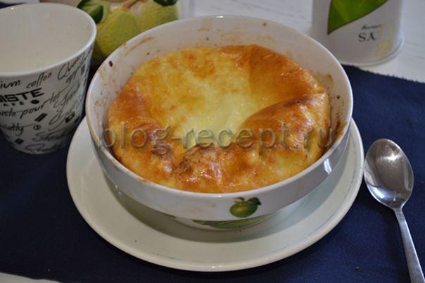 рецепты диетического омлета в духовке