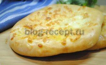 рецепт хачапури по мегрельски с фото