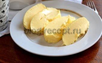 омлет в пакете сваренный в кастрюле