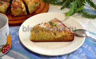 шарлотка с яблоками рецепт с фото пошагово в духовке на молоке и яйцах
