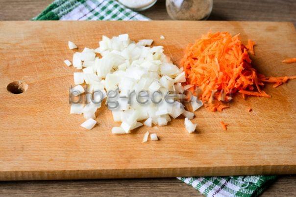 Быстрый борщ из готового бульона без мяса - рецепт пошаговый с фото