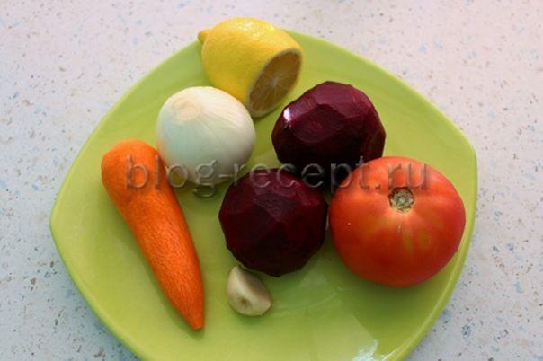 Как сохранить цвет свеклы в борще: особенности приготовления борща, секреты хозяек и нюансы готовки овощей