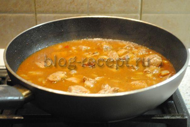 Польский перник с черновсливом - рецепт пошаговый с фото