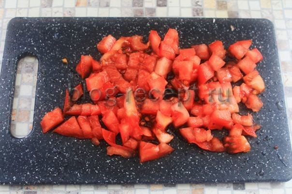Овощные голубцы из пекинской капусты