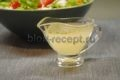 заправка для греческого салата в домашних условиях