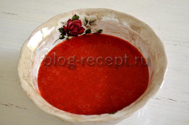 Вишневый джем с желатином рецепт с фото