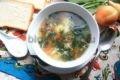 суп из крапивы и щавеля с яйцом рецепт
