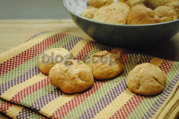 рецепты печенье с яблоками с фото
