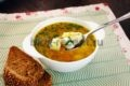 рецепт суп с клецками и фрикадельками рецепт с фото