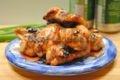 шашлык из крылышек куриных