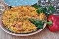запеканка из кабачков в духовке рецепты с фото с творогом