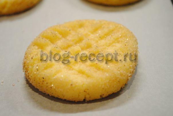 Как приготовить печенье из сливочного масла