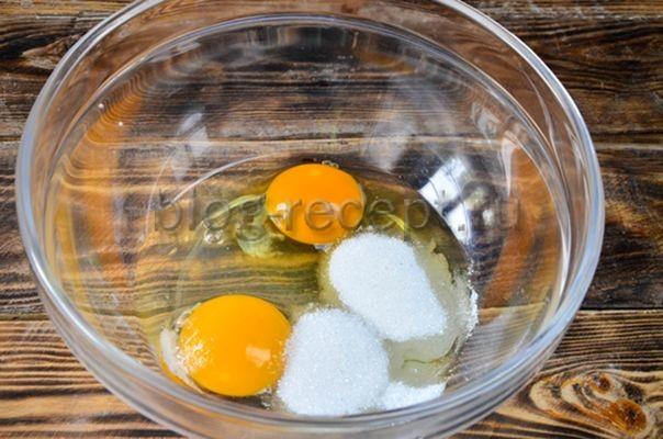 Заварные блинчики на молоке - рецепт пошаговый с фото