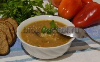 харчо рецепт по грузински