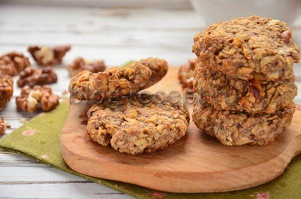 Овсяное печенье на кефире - диетические рецепты в домашних условиях