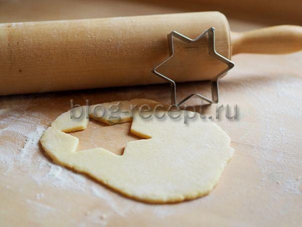 рецепт песочное тесто для печенья